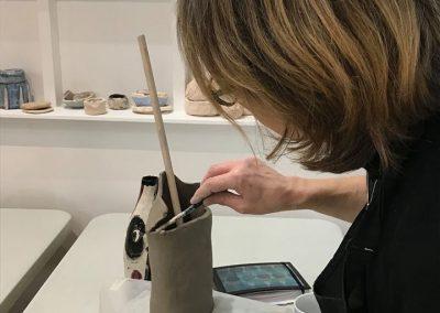 Ceramic Slab building, Sat 6 Nov 2021 with Lorna Mackay, £98