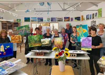 Art Week – 5day Painting Holiday in Scotland with Ewen Duncan, Mo 27 Jun – Fri 1 July 2022, 10-4pm, £425