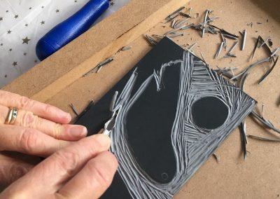 Printmaking Workshop with Jill Dow, Sat 12 Mar 2022, 10-4pm