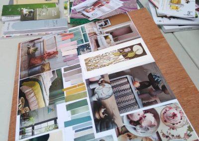 Interior Design & Textile workshop, colour, texture and form with Sally Morrison, Sat 19 Mar 2022, £98