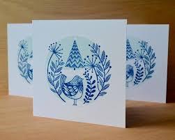 Printmaking, Christmas theme, Sat 13 Nov 2021 with Jill Dow, £95