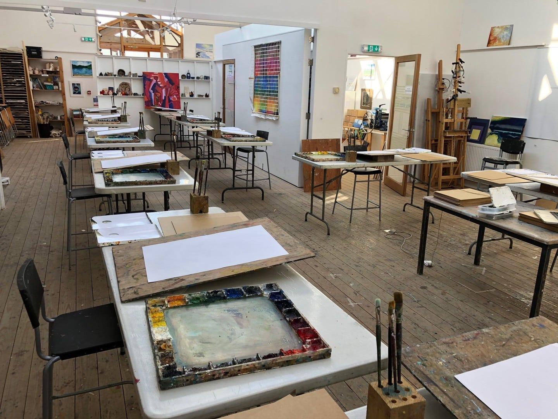 Drawing & Painting, Sat 20 Nov 2021 with Ewen Duncan, £95