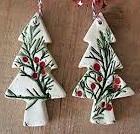 Ceramic Workshop, Christmas decoration with Lorna Mackay, Sat 29 Oct 2022, 10-4pm, £99.50